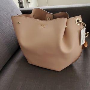Handbags - NWT GUESS  handbag in Rosewood mulit
